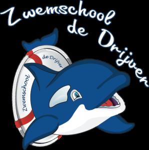 Zwemschool de Drijver, Logo